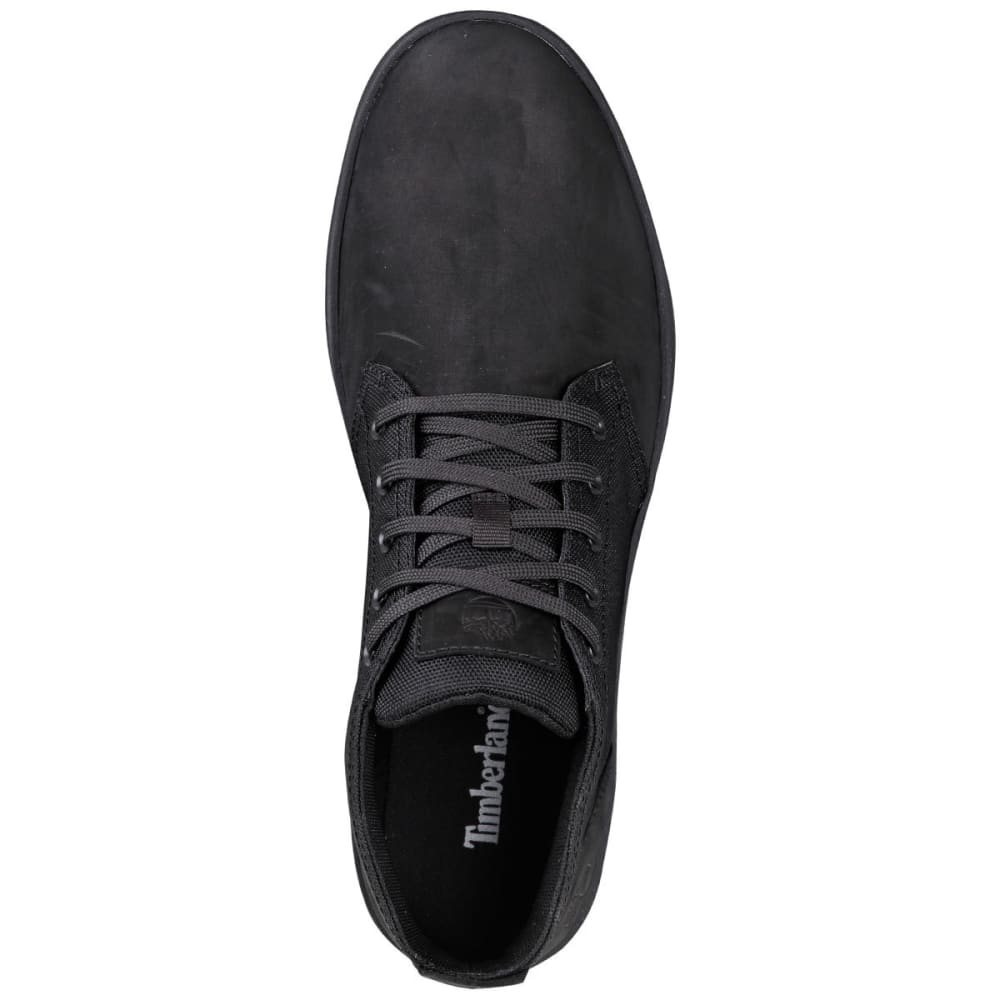 TIMBERLAND Men's Davis Square Chukka Boots - BLACK