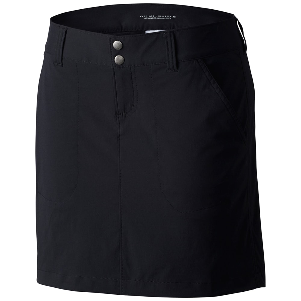 COLUMBIA Women's Saturday Trail Skort - 010-BLACK