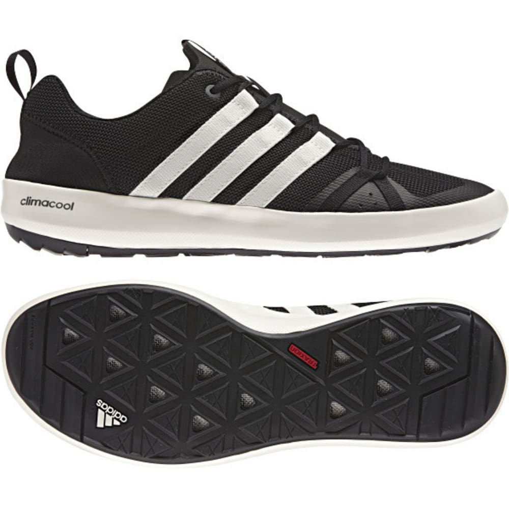 ADIDAS Men's Terrex Climacool Boat Shoes - BLACK