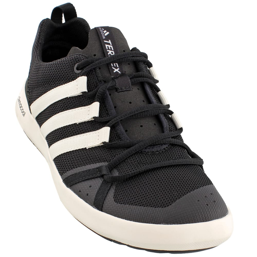 the best attitude f00d5 8858a ADIDAS Men39s Terrex Climacool Boat Shoes - BLACK