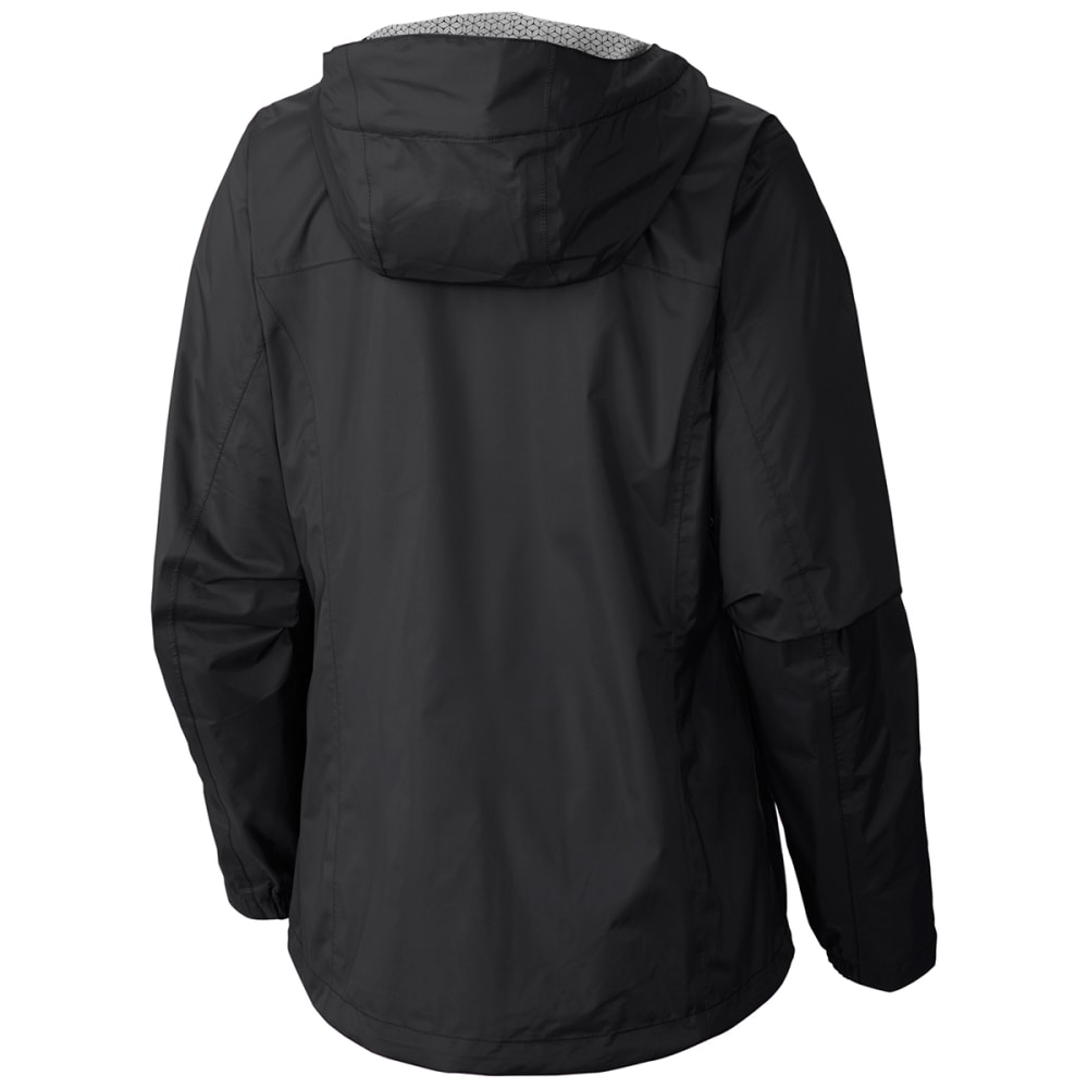 COLUMBIA Women's EvaPOURation Jacket - 010-BLACK