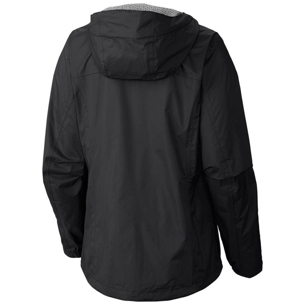 COLUMBIA Women's EvaPOURation™ Jacket - 010-BLACK