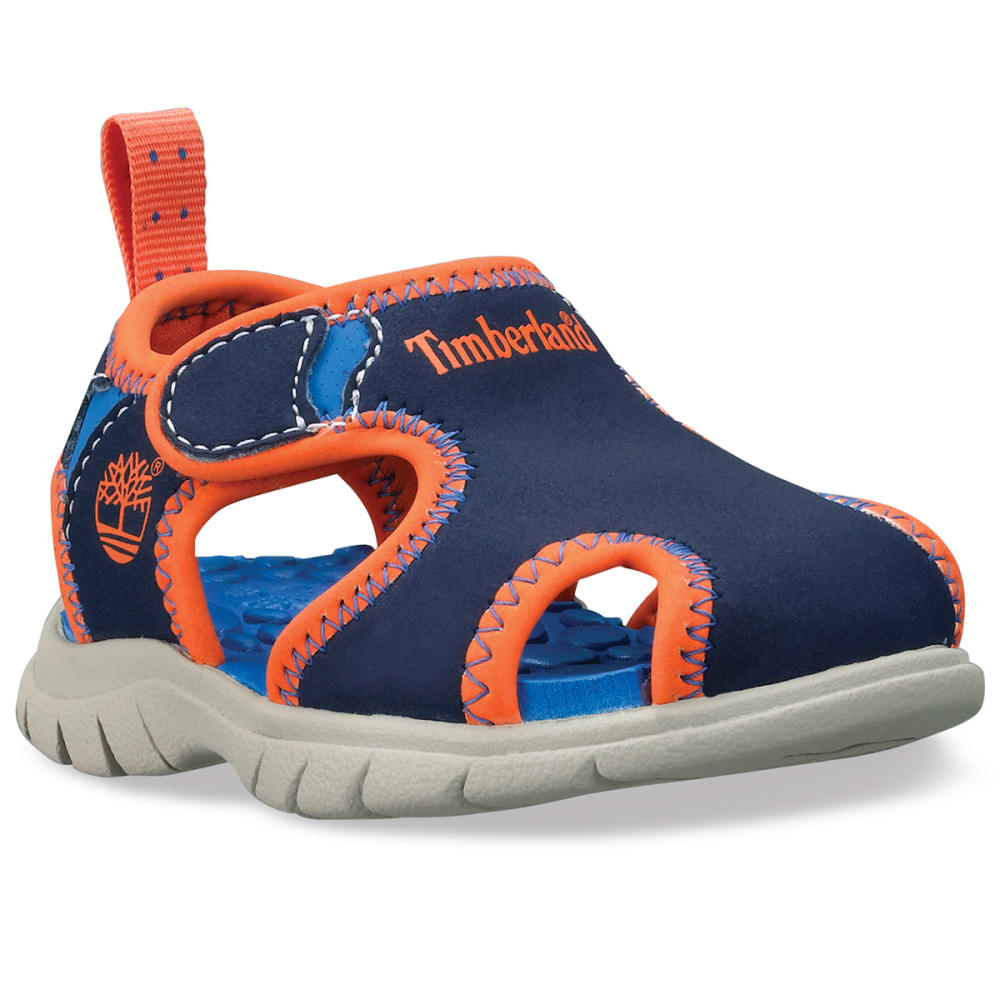 TIMBERLAND Infant Boys' Little Harbor Sandals - NAVY