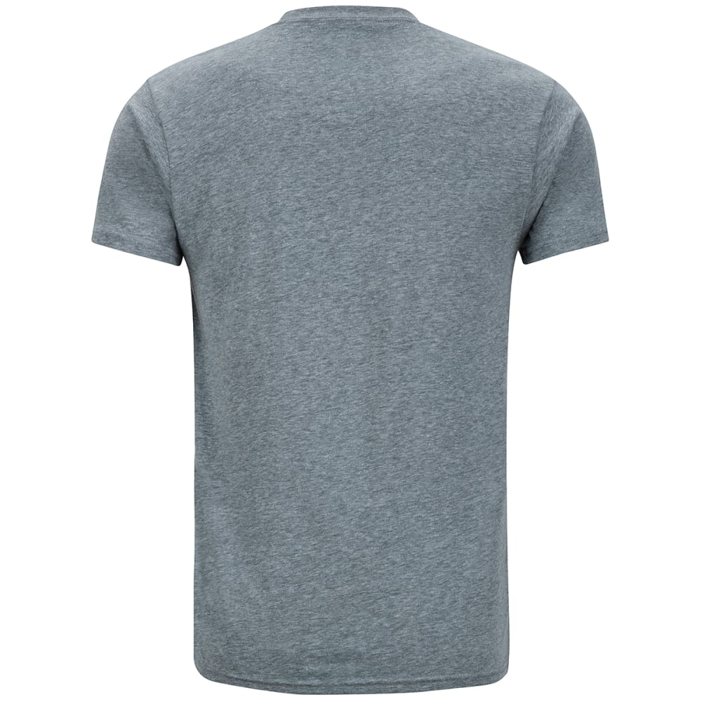 MARMOT Men's Perimeter Short-Sleeve Tee Shirt - 1507-ASH HTR