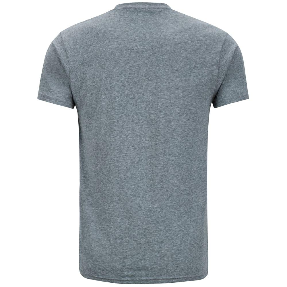 MARMOT Men's Perimeter Short-Sleeve Tee Shirt - 1507-ASH HTR