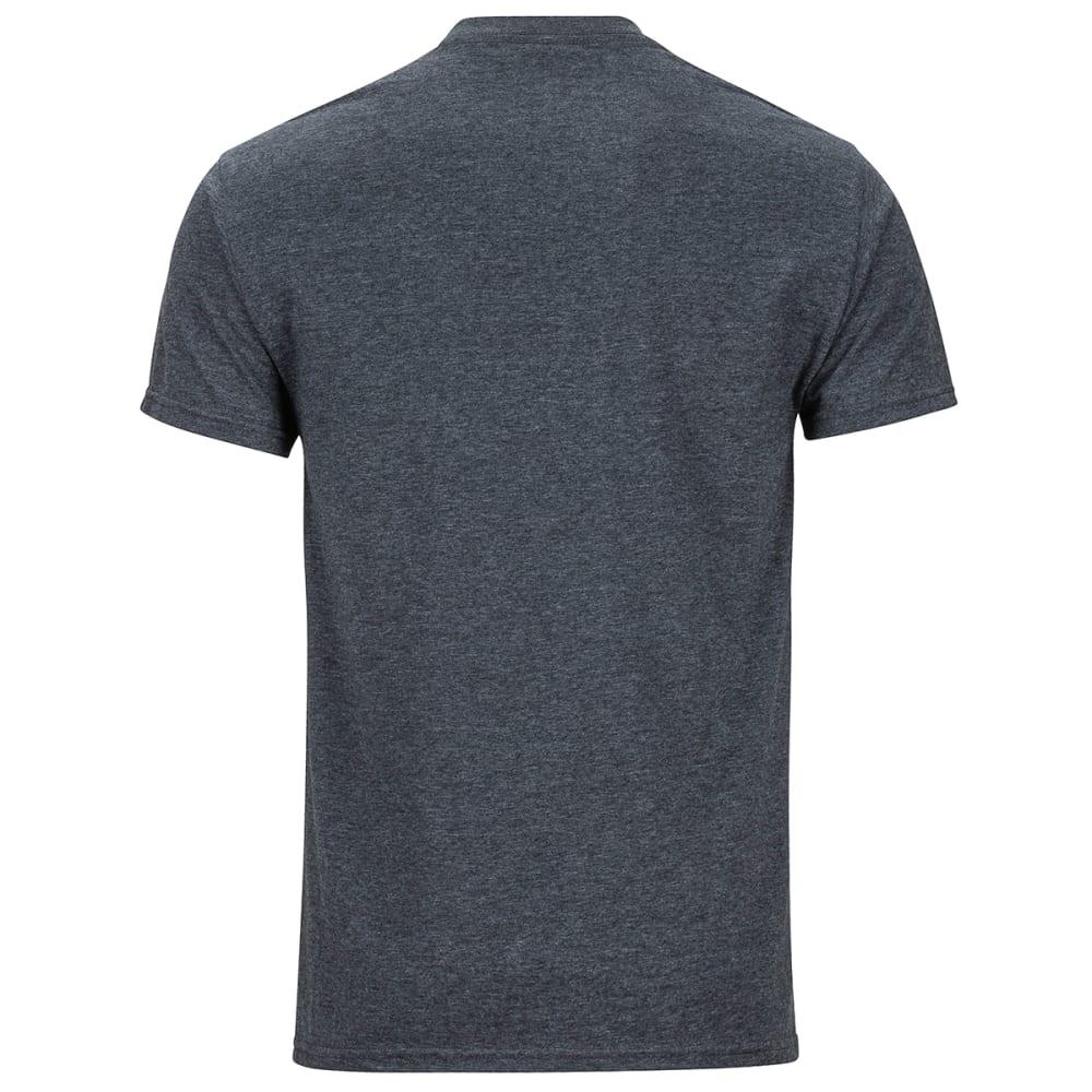 MARMOT Men's Coastal Tee Shirt Short-Sleeve - CHR HTR-1204