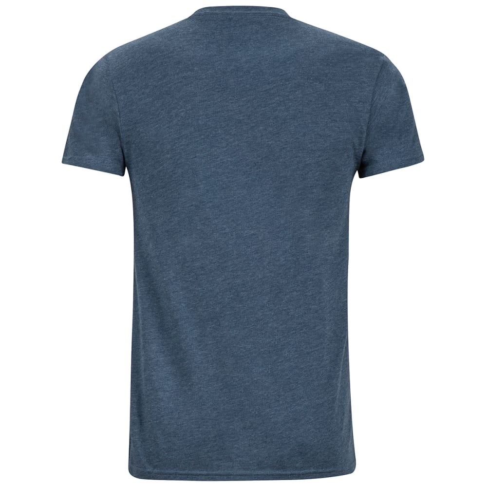 MARMOT Men's Coastal Tee Shirt Short-Sleeve - DARK NAVY-8695