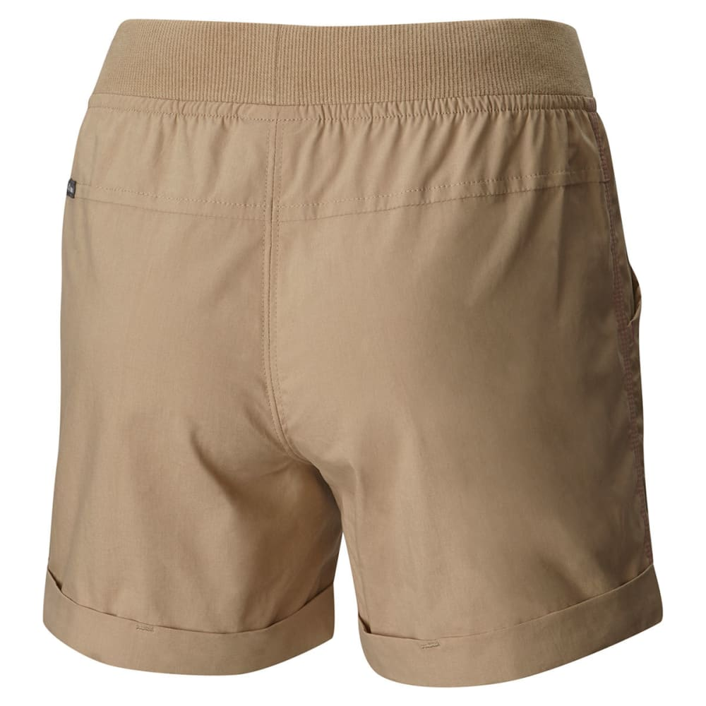 COLUMBIA Big Girls' 5 Oaks™ II Pull-On Shorts - 265-BRITISH TAN