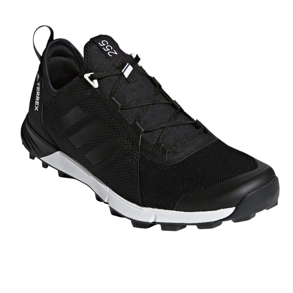 ADIDAS Men's Terrex Agravic Speed Trail Running Shoes - BLACK/BLACK/BLACK