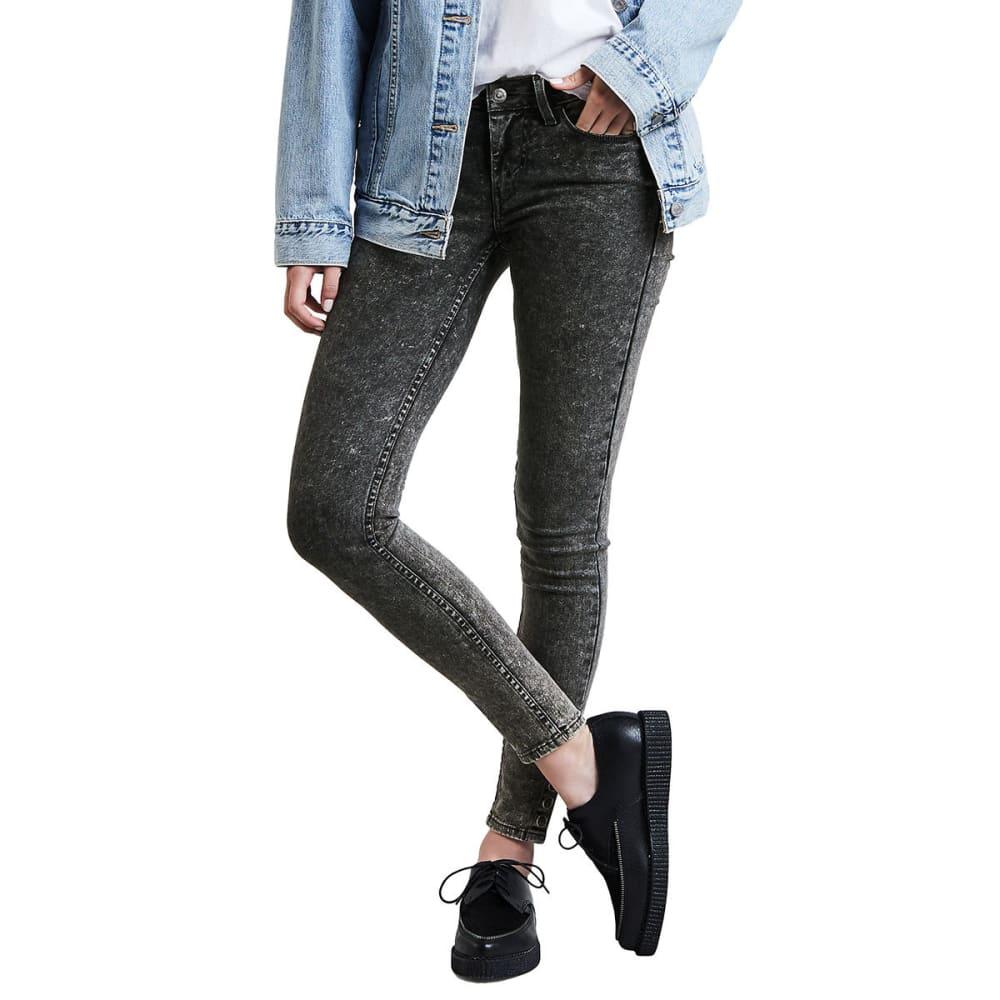 LEVI'S Women's 535 Super-Skinny Ankle Jeans 32