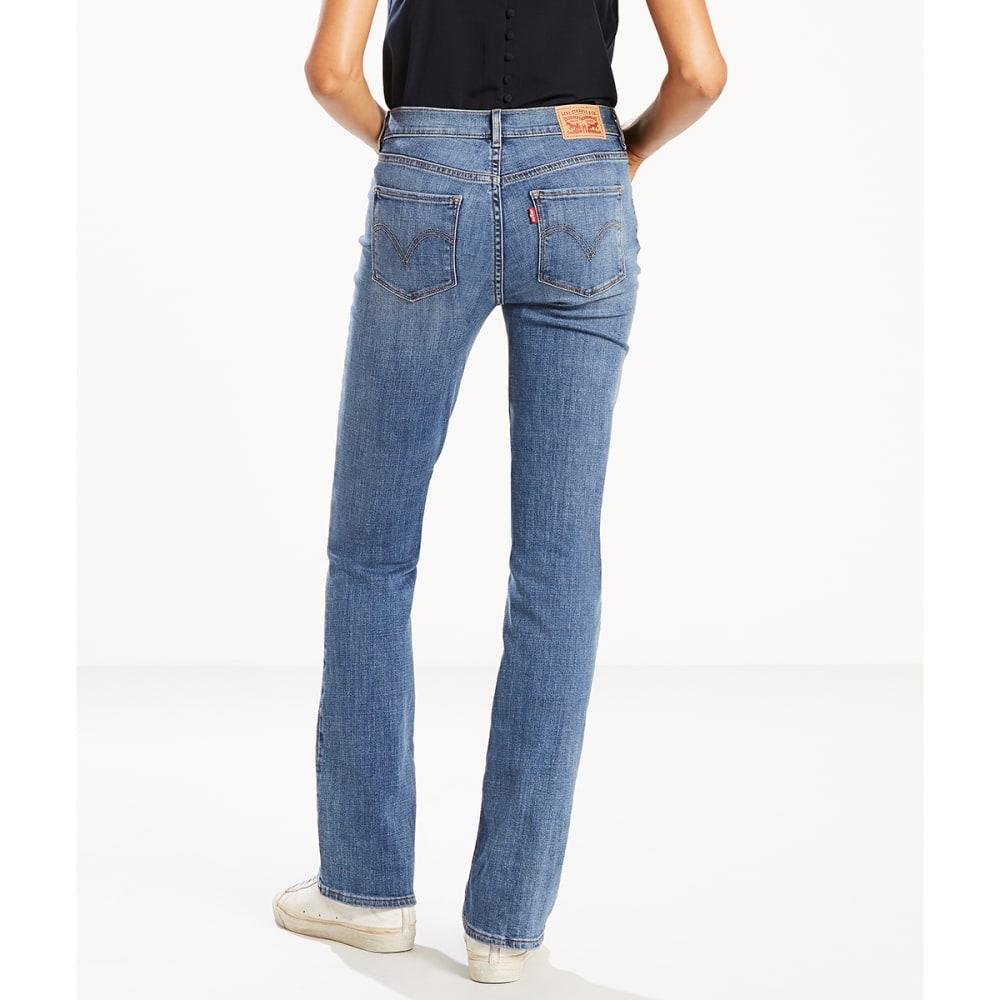 LEVI'S Women's Classic Boot Cut Jeans - 0001-MONTEREY DRIVE