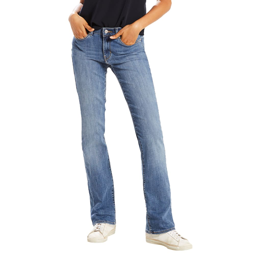 LEVI'S Women's Classic Boot Cut Jeans 12