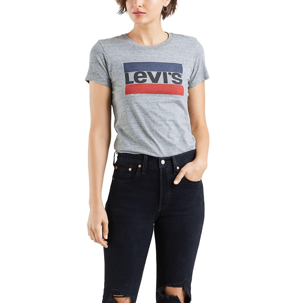 LEVI'S Women's Perfect Graphic Tee S