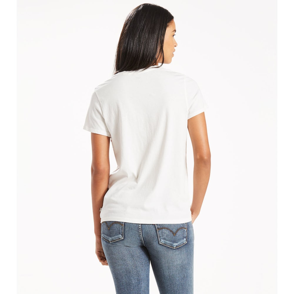 LEVI'S Women's Perfect Graphic Tee - 0065-LEVIS JEANS CLO