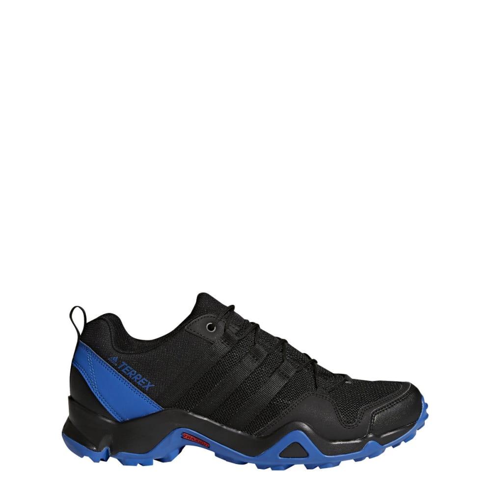ADIDAS Men's Terrex AX2R Hiking Boots - BLACK/BLACK/BLUE BE