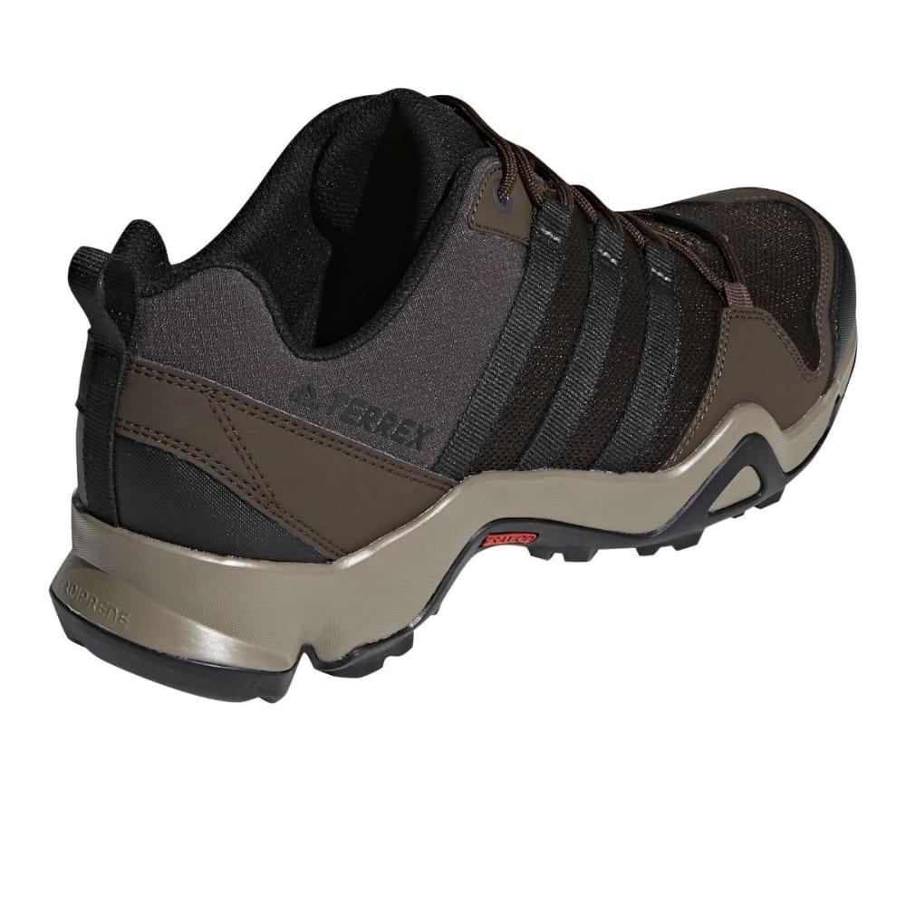 ADIDAS Men's Terrex AX2R Hiking Boots - BLACK/NIGHT BROWN/B