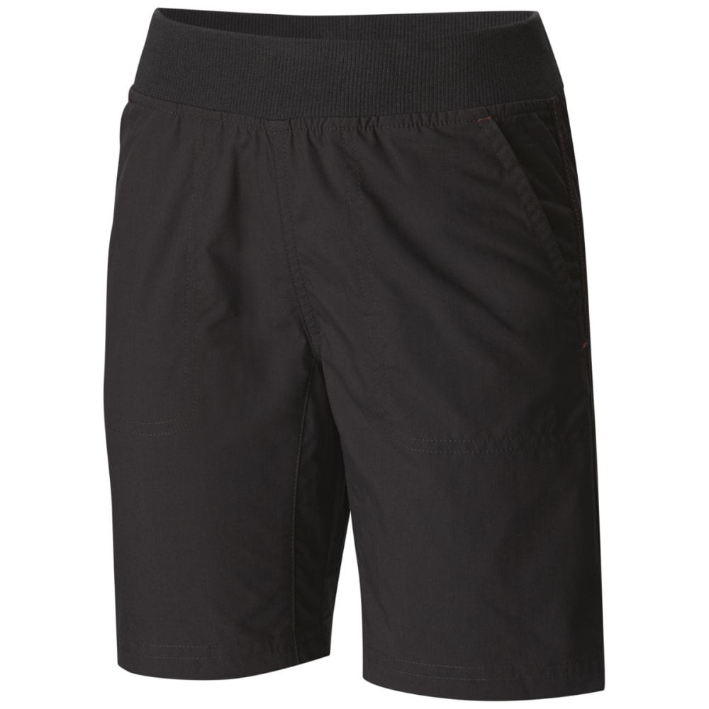 COLUMBIA Boys' 5 Oaks II Pull-On Shorts - SHARK-011