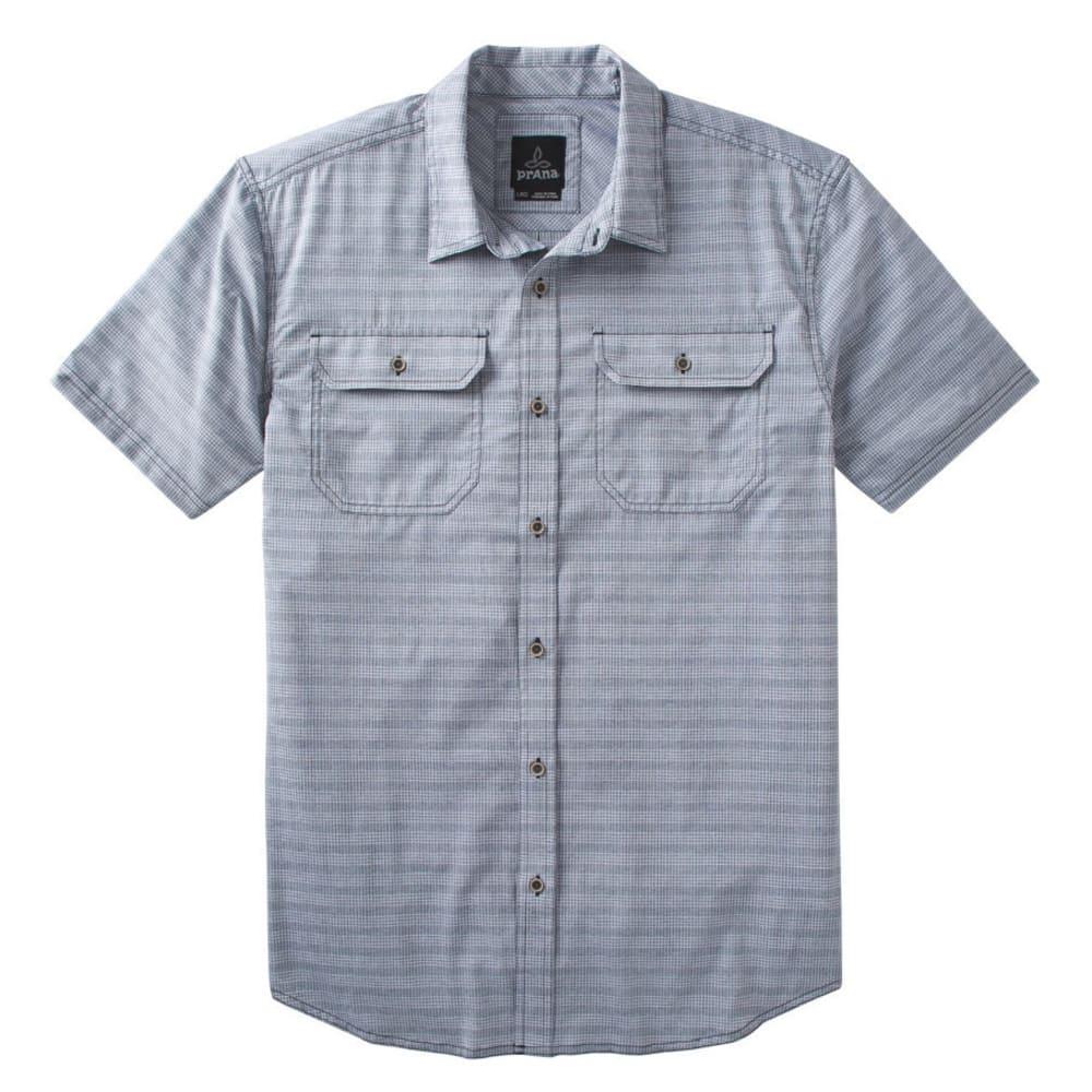 PRANA Men's Cayman Shirt - BLACK