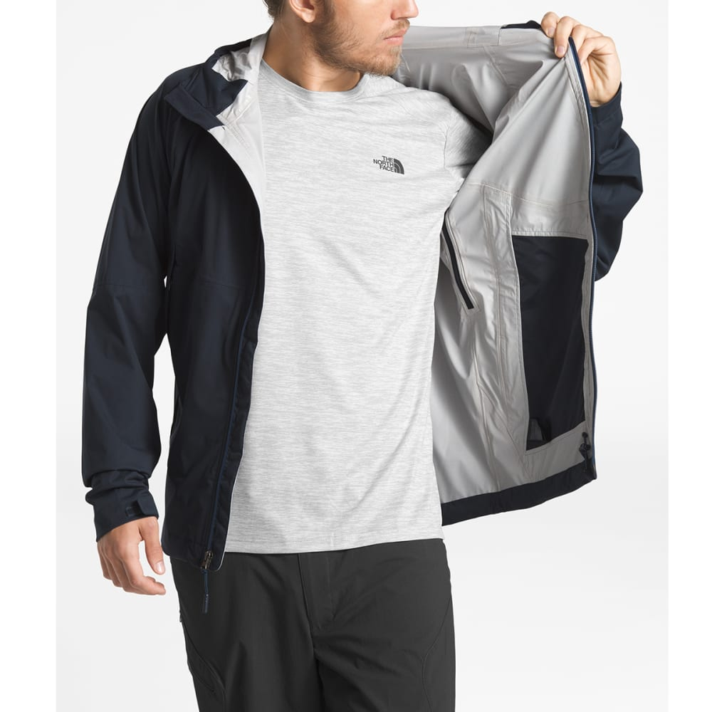 THE NORTH FACE Men's Allproof Stretch Jacket - H2G URBAN NAVY