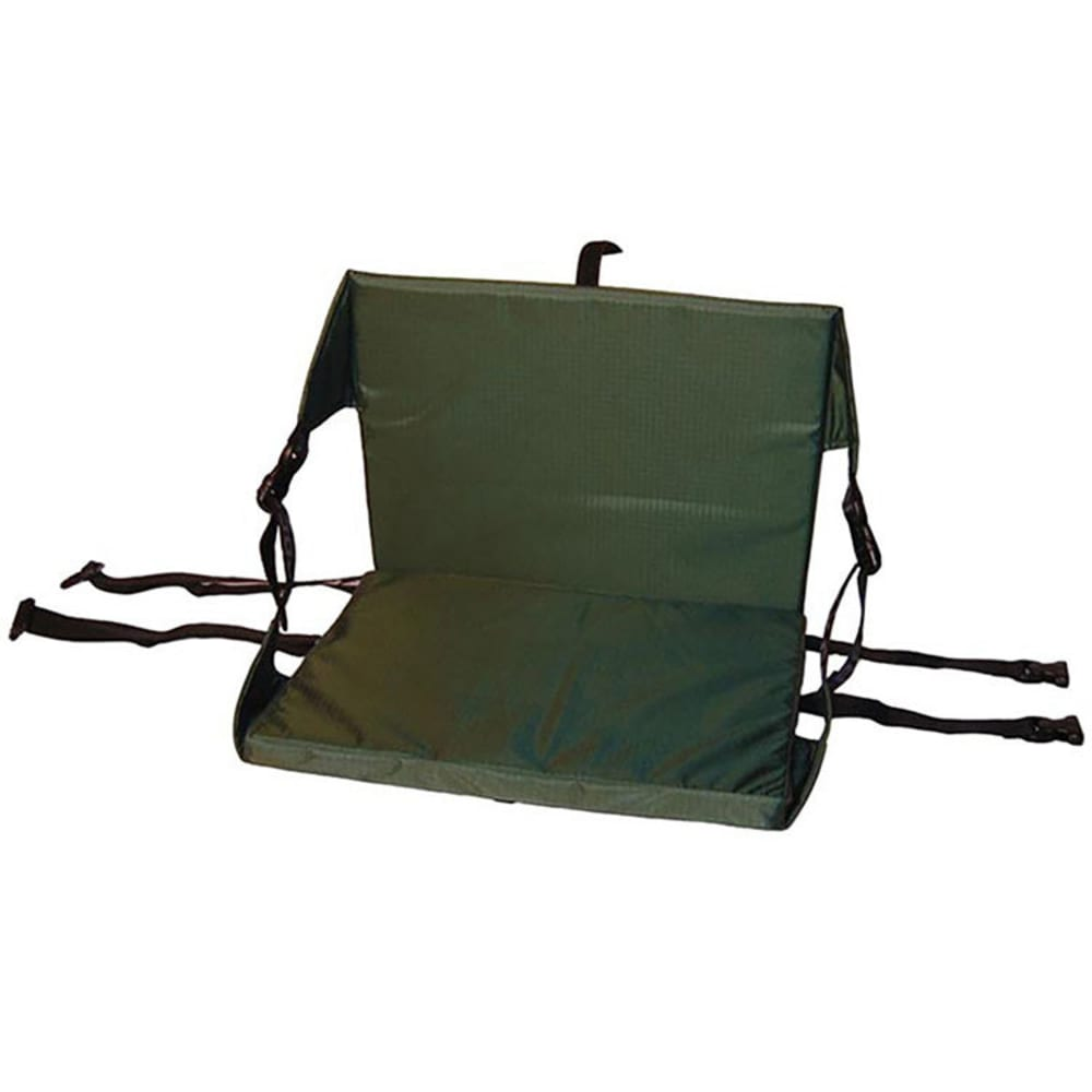 CRAZY CREEK Unisex Canoe Chair, Forest Green - FOREST GREEN