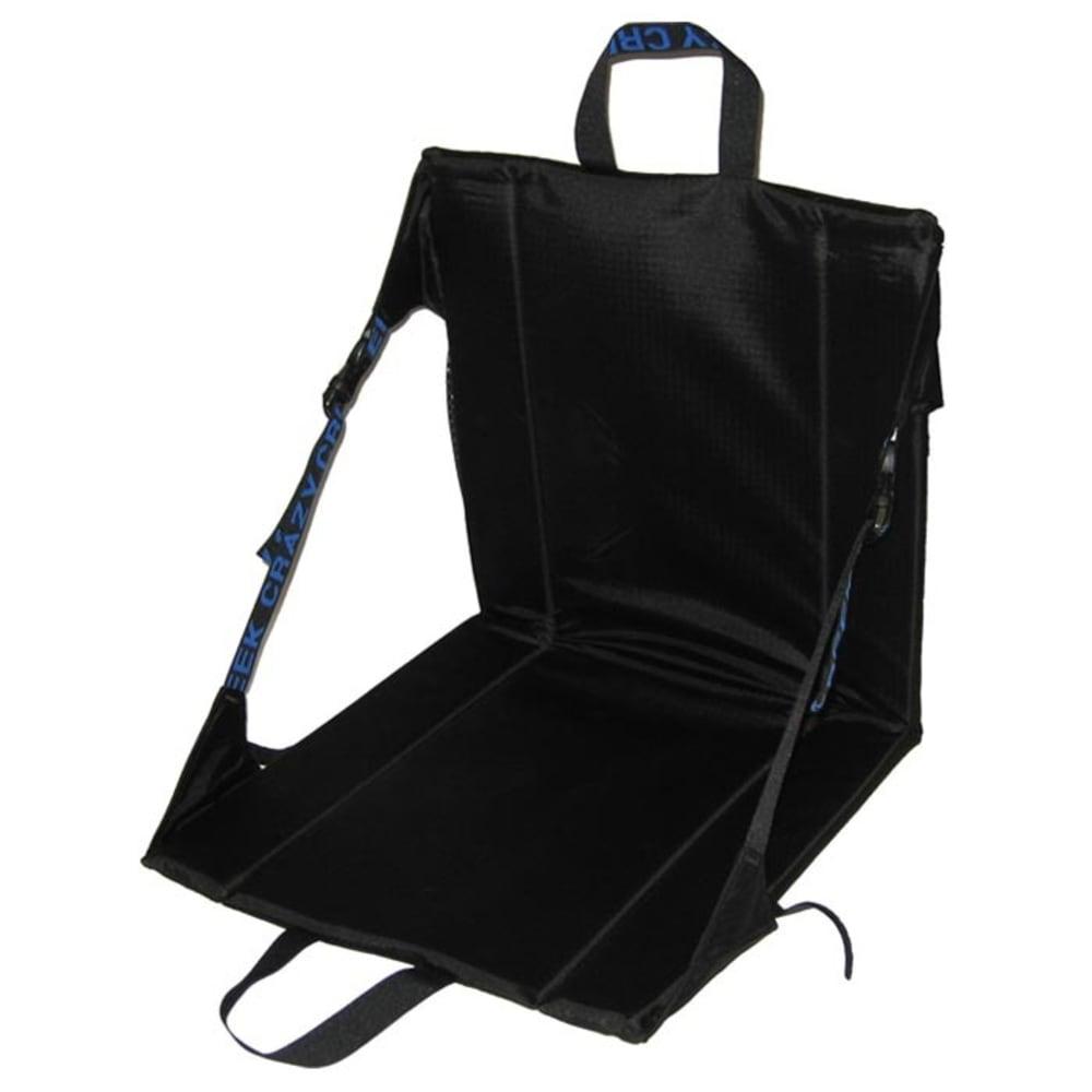 CRAZY CREEK Unisex Original Chair, Black - BLACK
