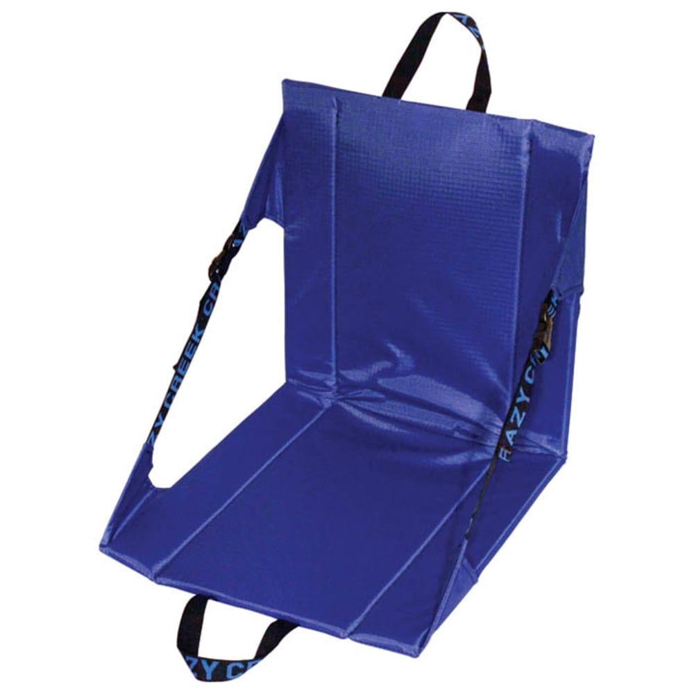CRAZY CREEK Unisex Original Chair, Black - BLUE