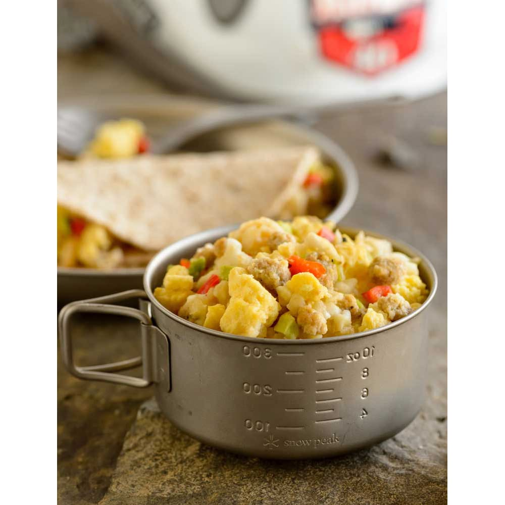 MOUNTAIN HOUSE Freeze-Dried Breakfast Skillet Pouch - NO COLOR