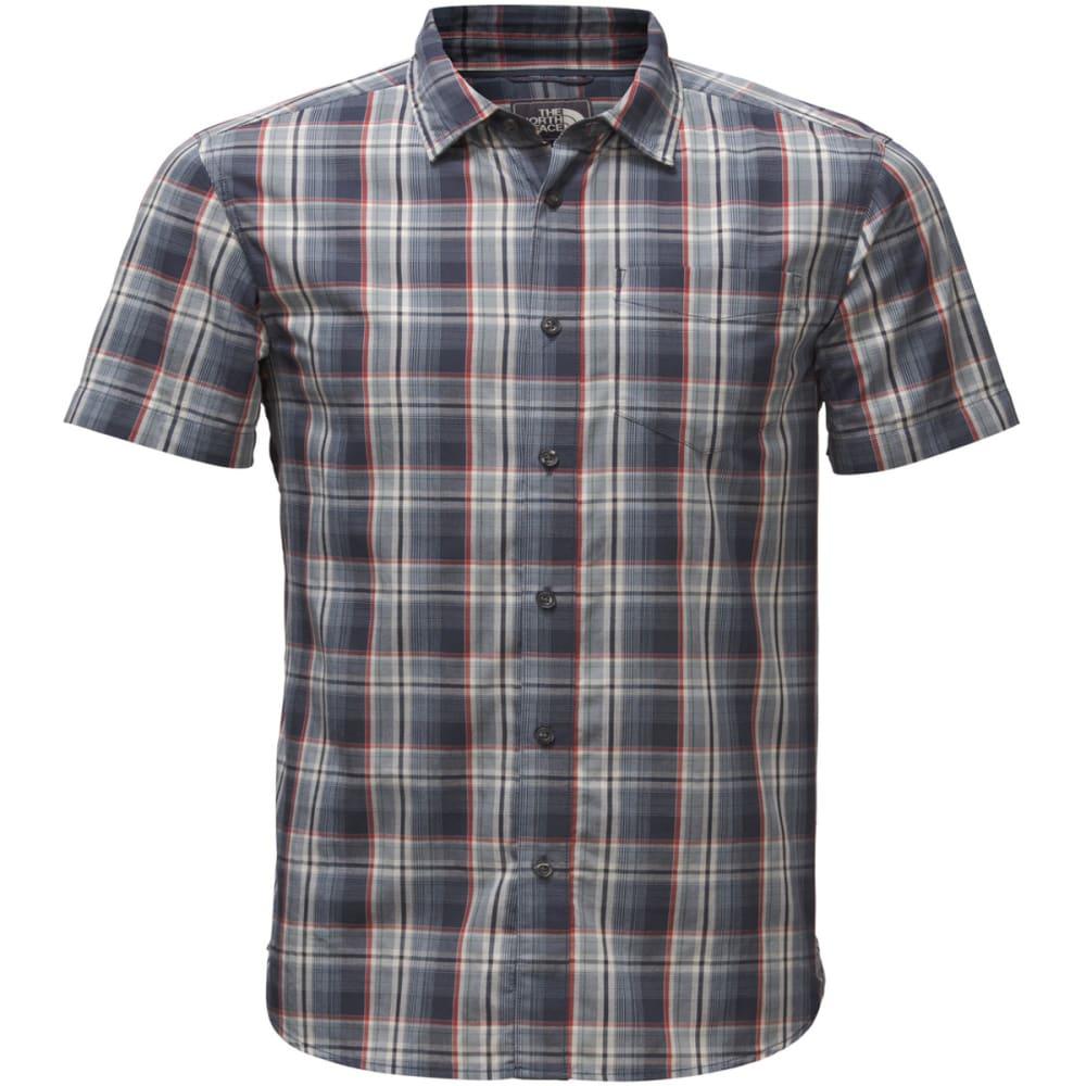 THE NORTH FACE Men's Hammets Short-Sleeve Shirt - H2G-URBAN NAVY