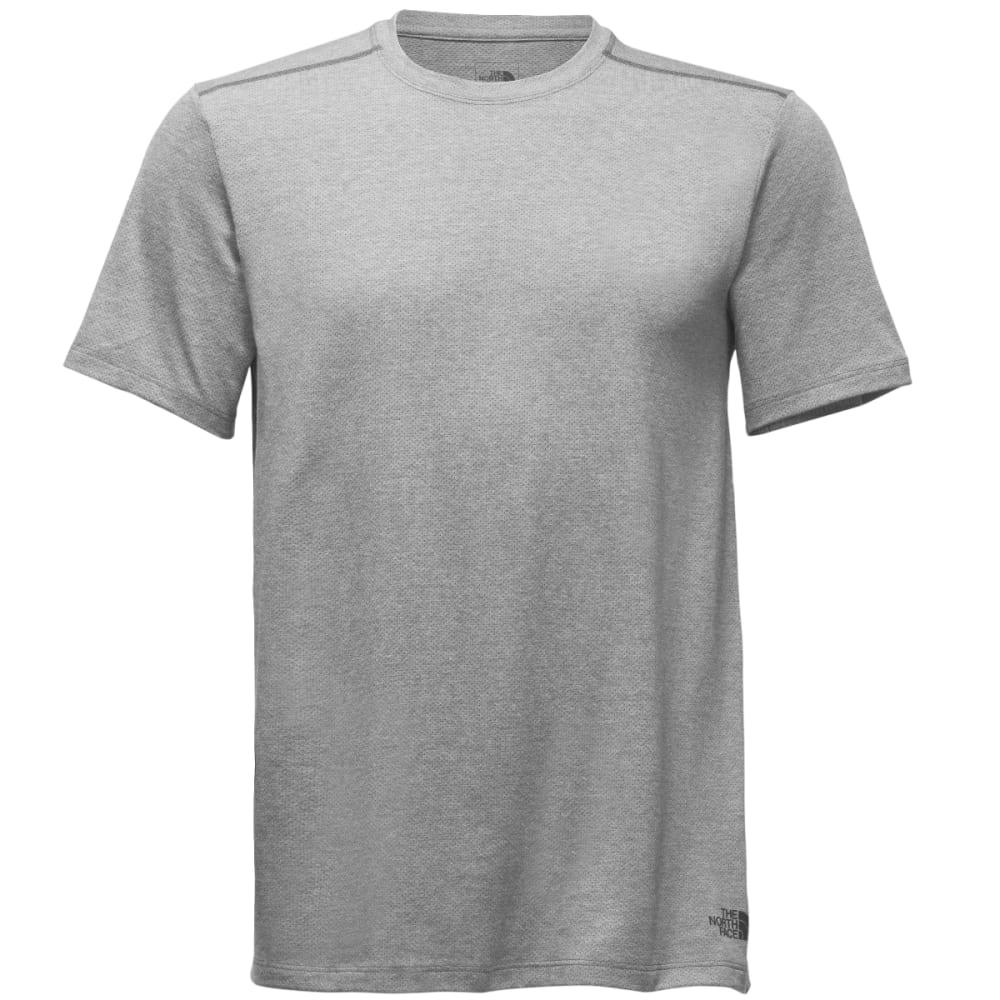 THE NORTH FACE Men's Day Three Tee Shirt - DYY-TNF MED GREY HTR