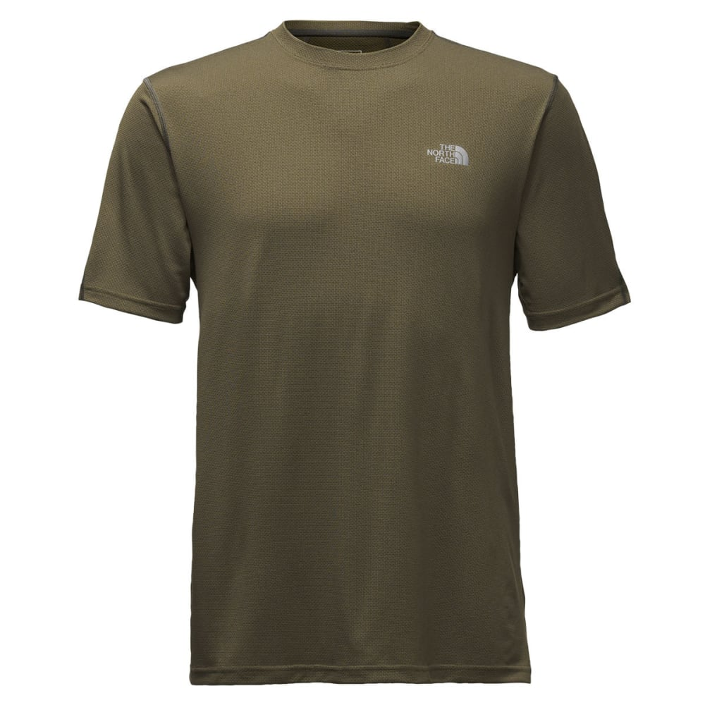 THE NORTH FACE Men's Reactor Core Crew Short-Sleeve Tee - HCJ-GRAPE LEAF