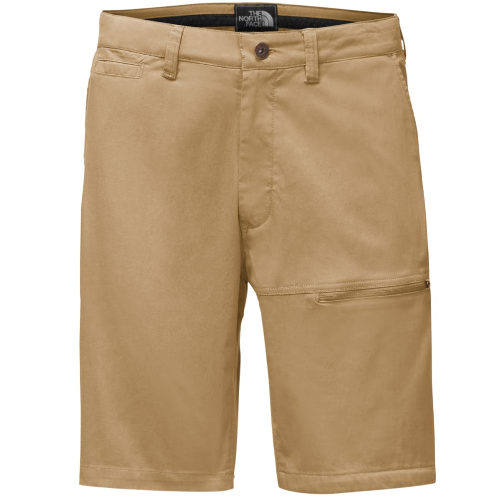 THE NORTH FACE Men's Granite Face Shorts - PLX-KELP TAN