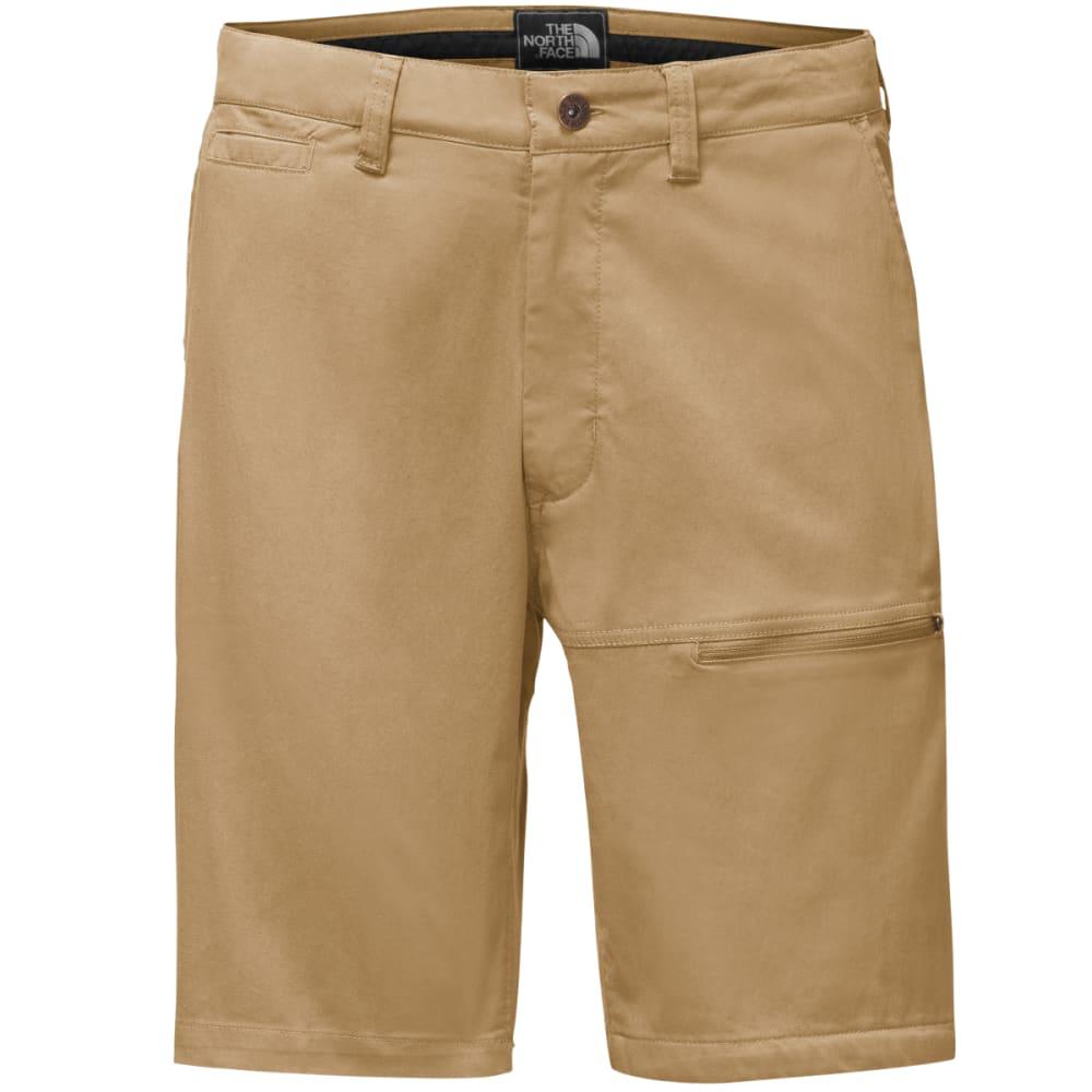 THE NORTH FACE Men's Granite Face Shorts - PLX-KELP TAN