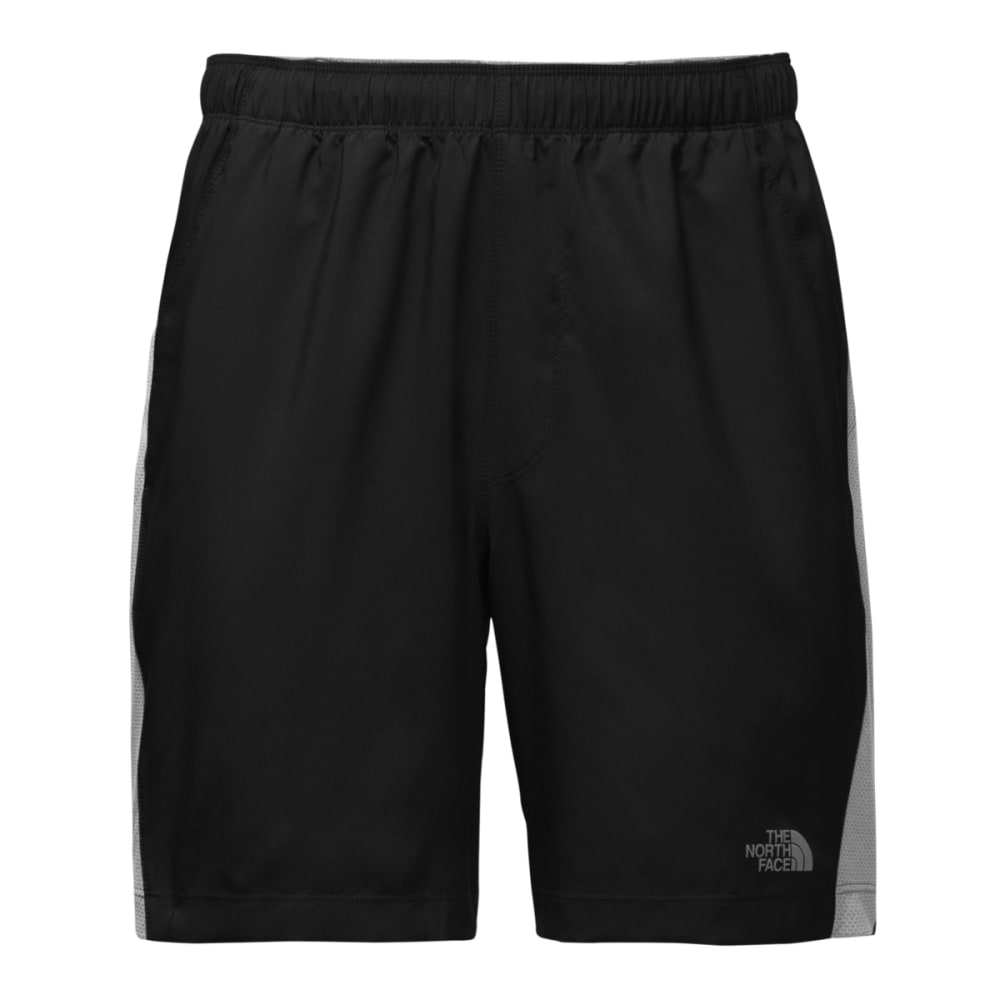 THE NORTH FACE Men's Reactor Shorts - JK3-TNF BLACK