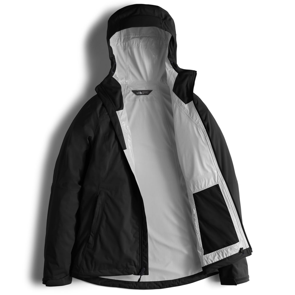 THE NORTH FACE Women's Allproof Stretch Jacket - JK3-TNF BLACK