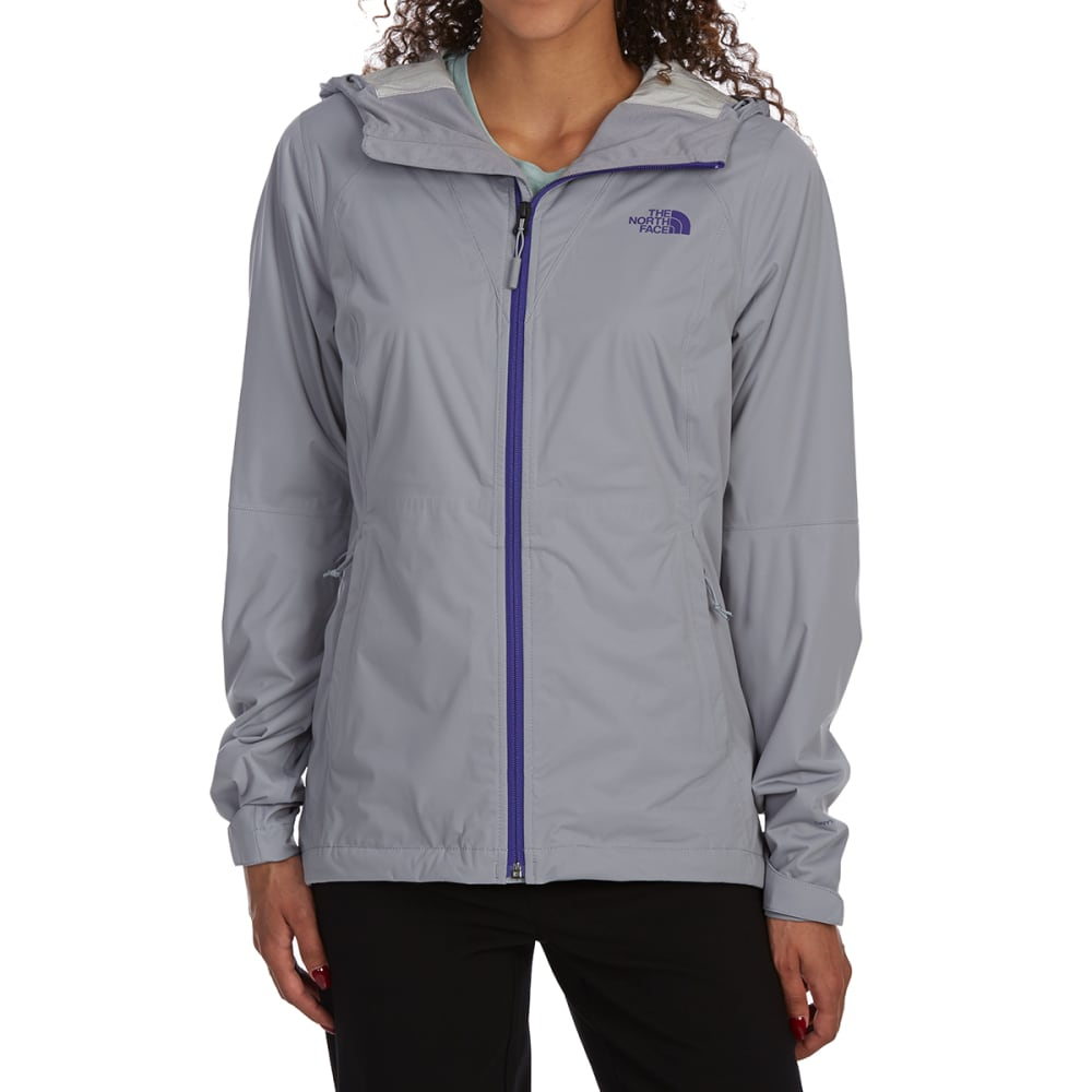 THE NORTH FACE Women's Allproof Stretch Jacket - V3T MID GREY