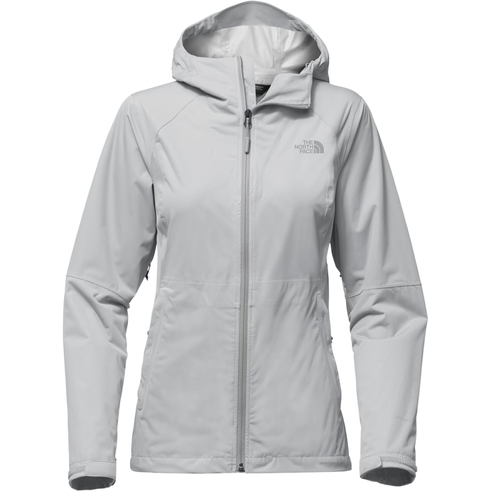THE NORTH FACE Women's Allproof Stretch Jacket - A0M-HIGH RISE GREY