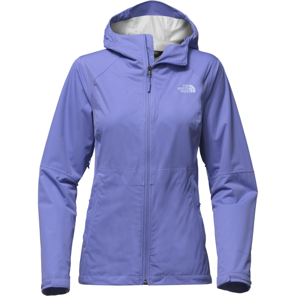 THE NORTH FACE Women's Allproof Stretch Jacket - HDE-STELLAR BLUE