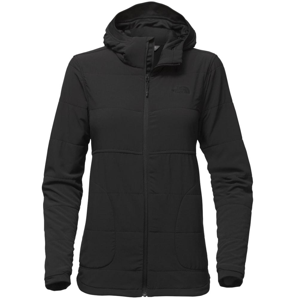 THE NORTH FACE Women's Mountain Sweatshirt Full Zip Jacket - JK3-TNF BLACK