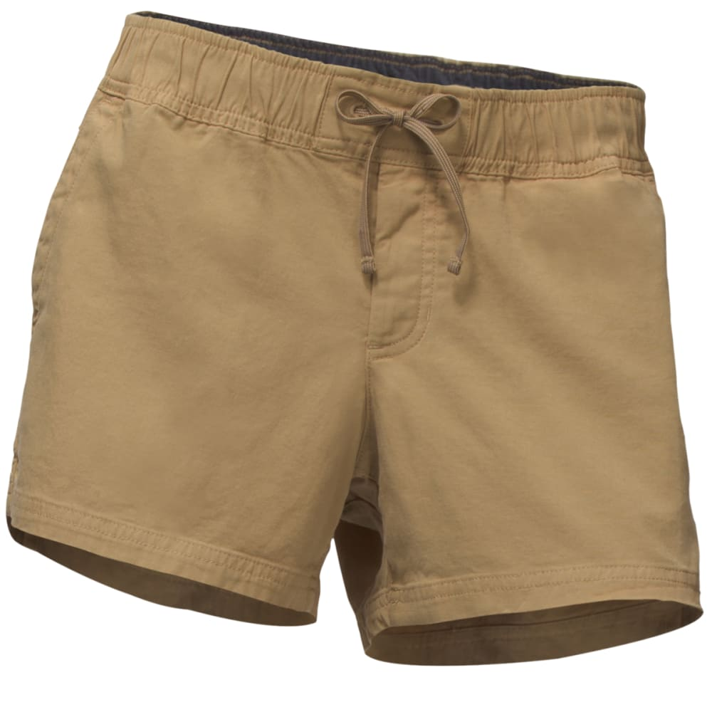 THE NORTH FACE Women's Basin Shorts - PLX-KELP TAN