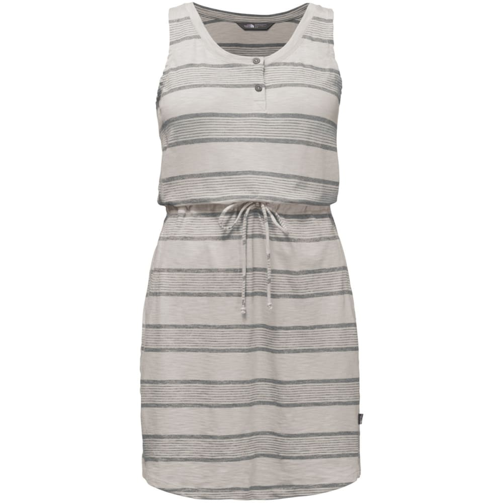 THE NORTH FACE Women's Sand Scape Dress - ZE7-VINTAGE WHTE STP