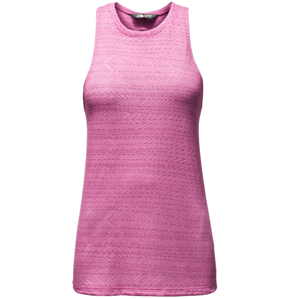 THE NORTH FACE Women's Afterburn Printed Tank - 1MS-WILD STER PRPL H
