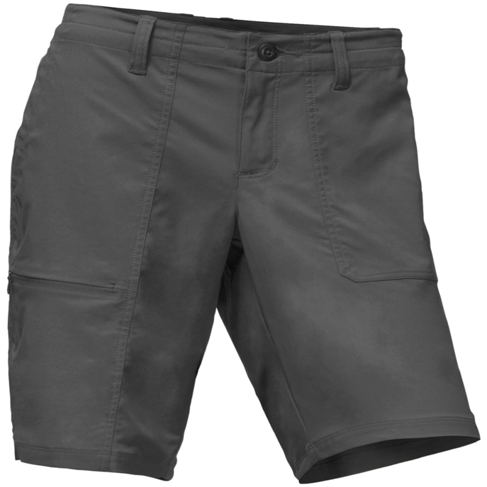 THE NORTH FACE Women's Aphrodite Ridge Shorts - 044-GRAPHITE GREY