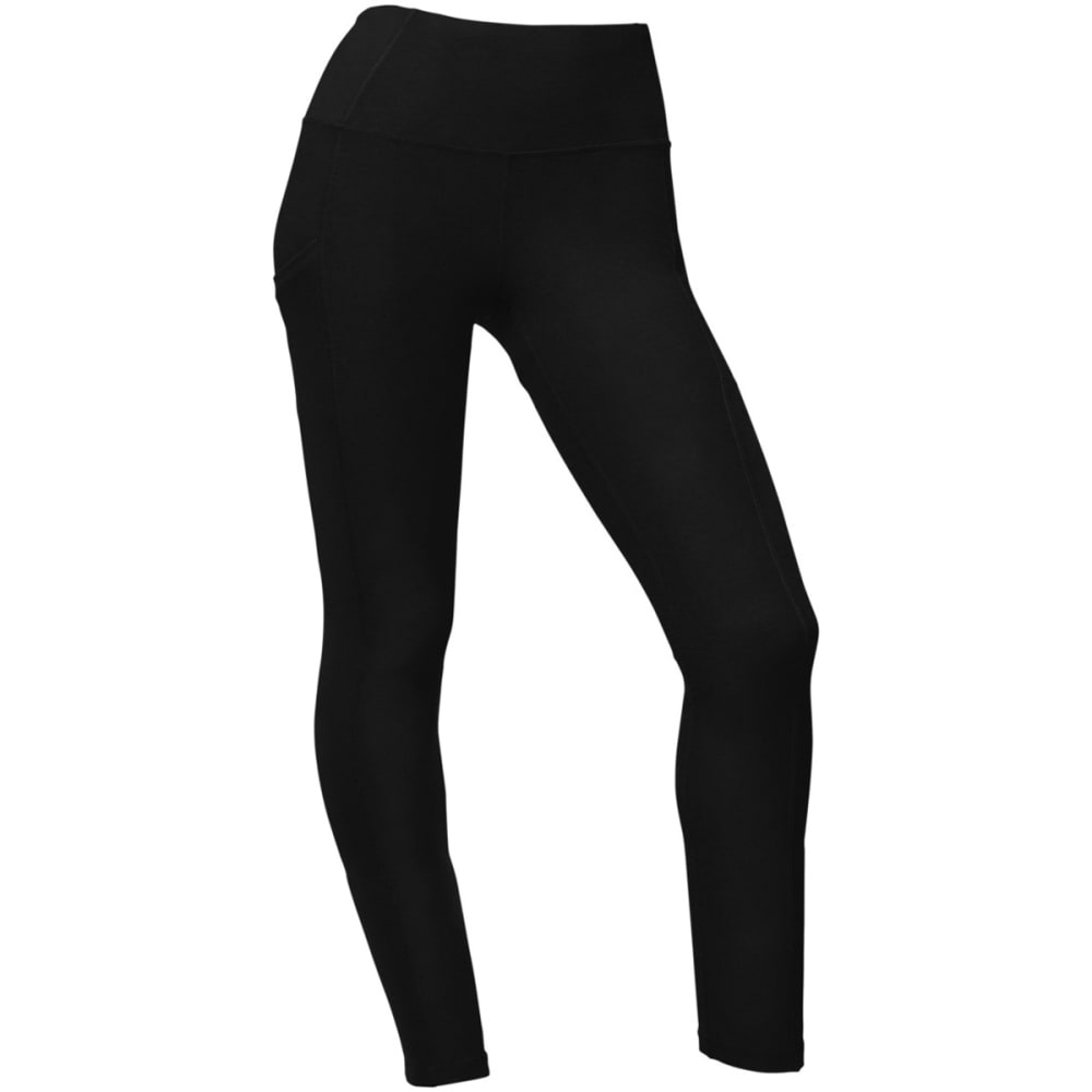 THE NORTH FACE Women's Motivation High-Rise Pocket Tight - JK3-TNF BLACK