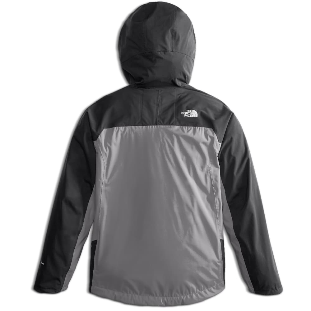 THE NORTH FACE Big Boys' Allproof Stretch Jacket - V3T-MID GREY