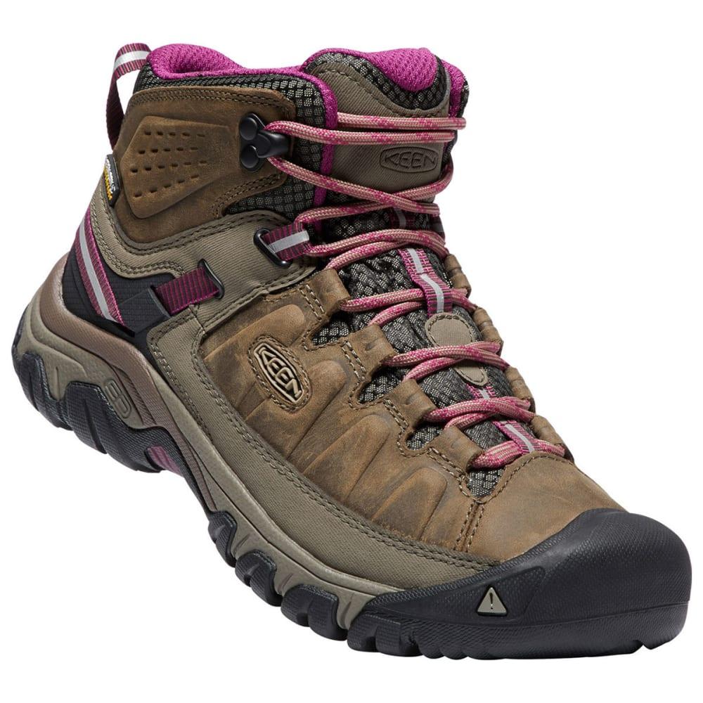 83b63653d0c KEEN Women's Targhee III Waterproof Mid Hiking Boots