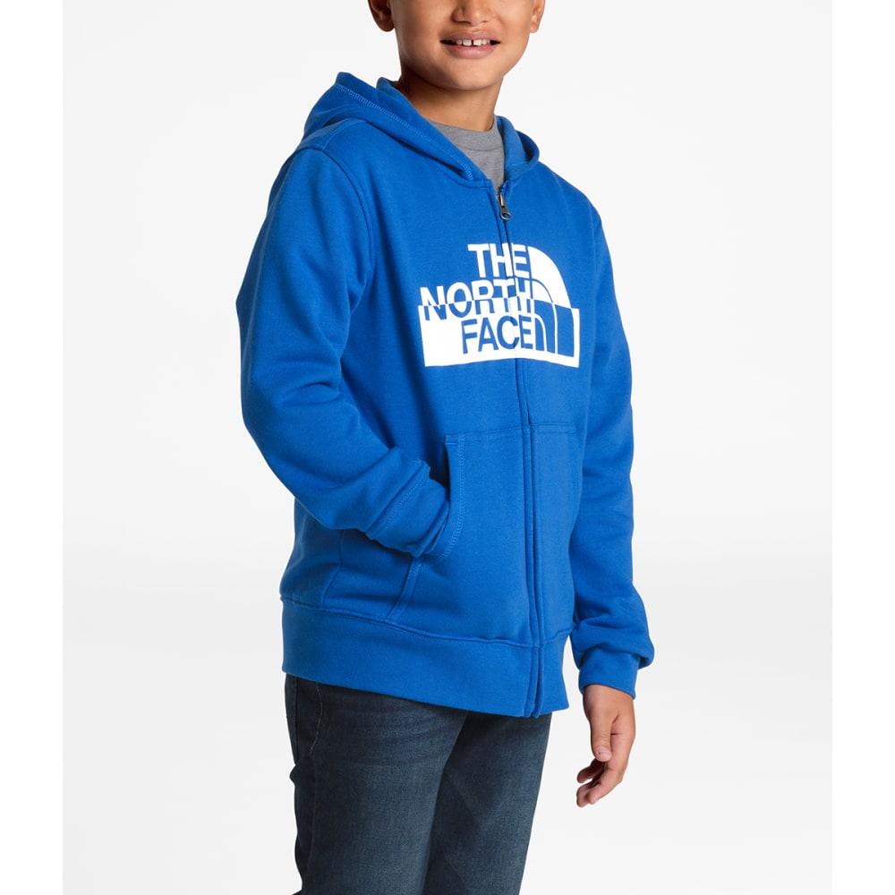 THE NORTH FACE Kids' Logowear Full-Zip Hoodie - WXN TURKISH SEA