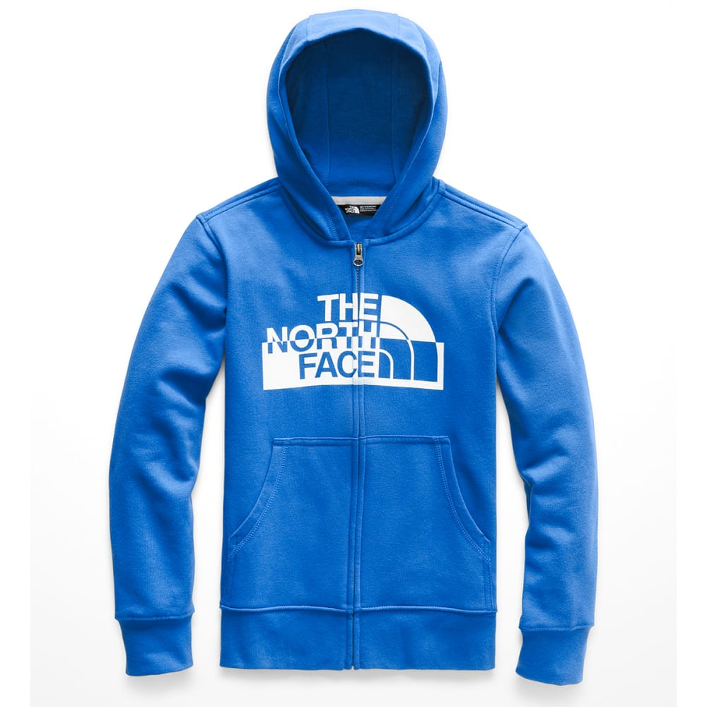 The North Face Kids' Logowear Full-Zip Hoodie - Size XL