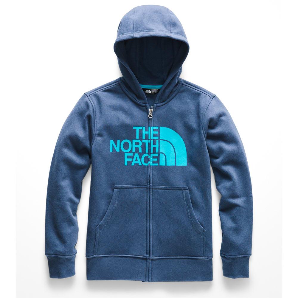 THE NORTH FACE Kids' Logowear Full-Zip Hoodie - HDC SHADY BLUE