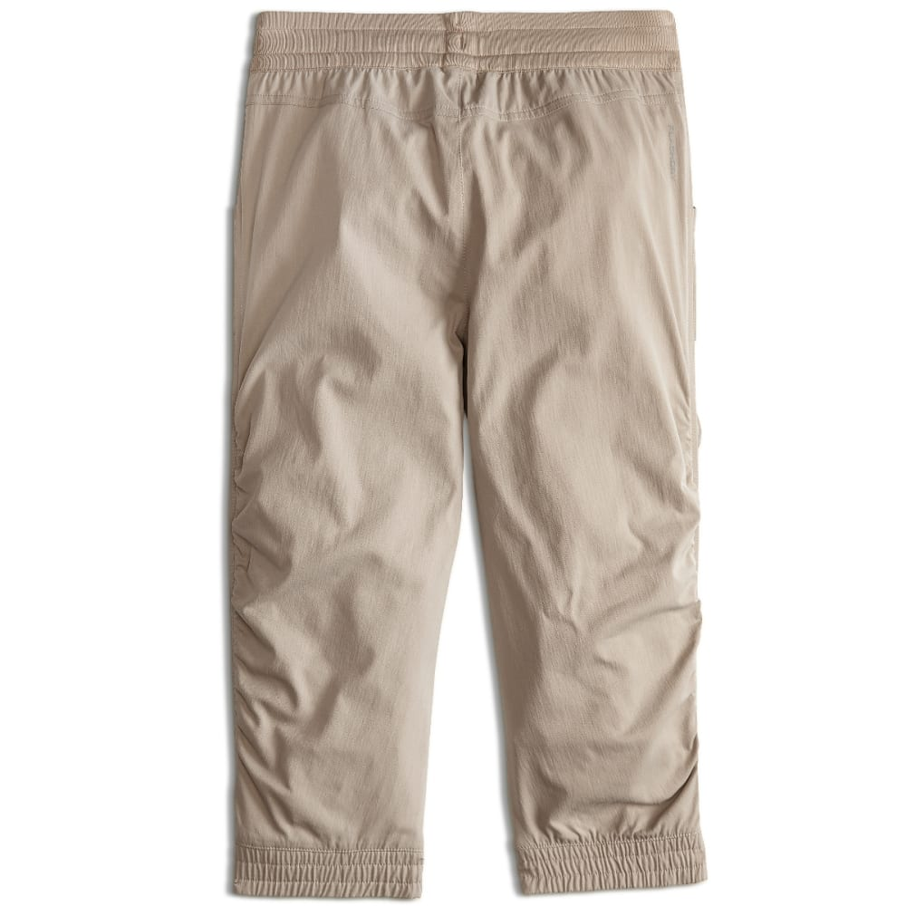THE NORTH FACE Girls' Aphrodite Capris Hiking Pants - ZBV-CROCKERY BEIGE