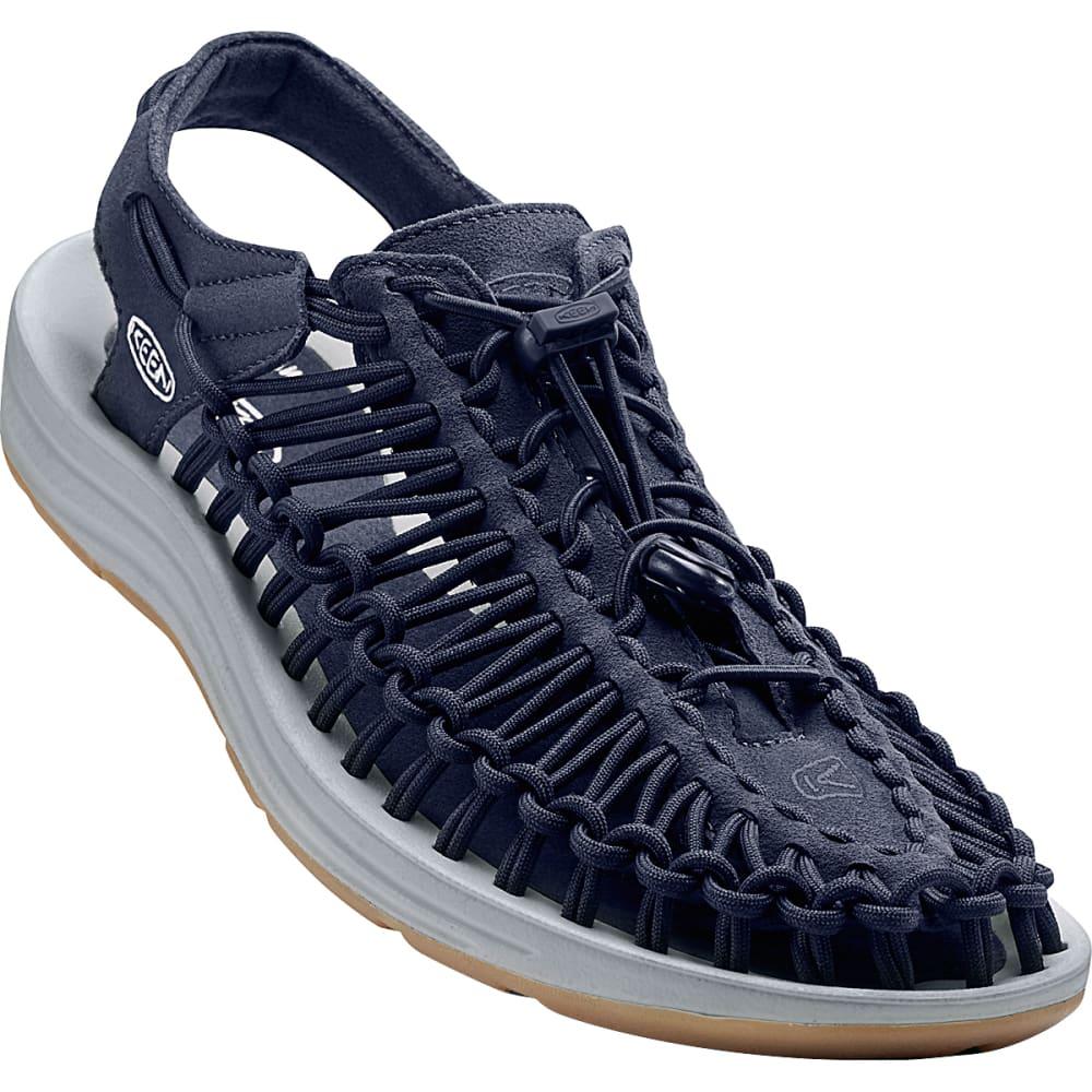 KEEN Men's Uneek LTD Sandals - DRESS BLUES/GRAY